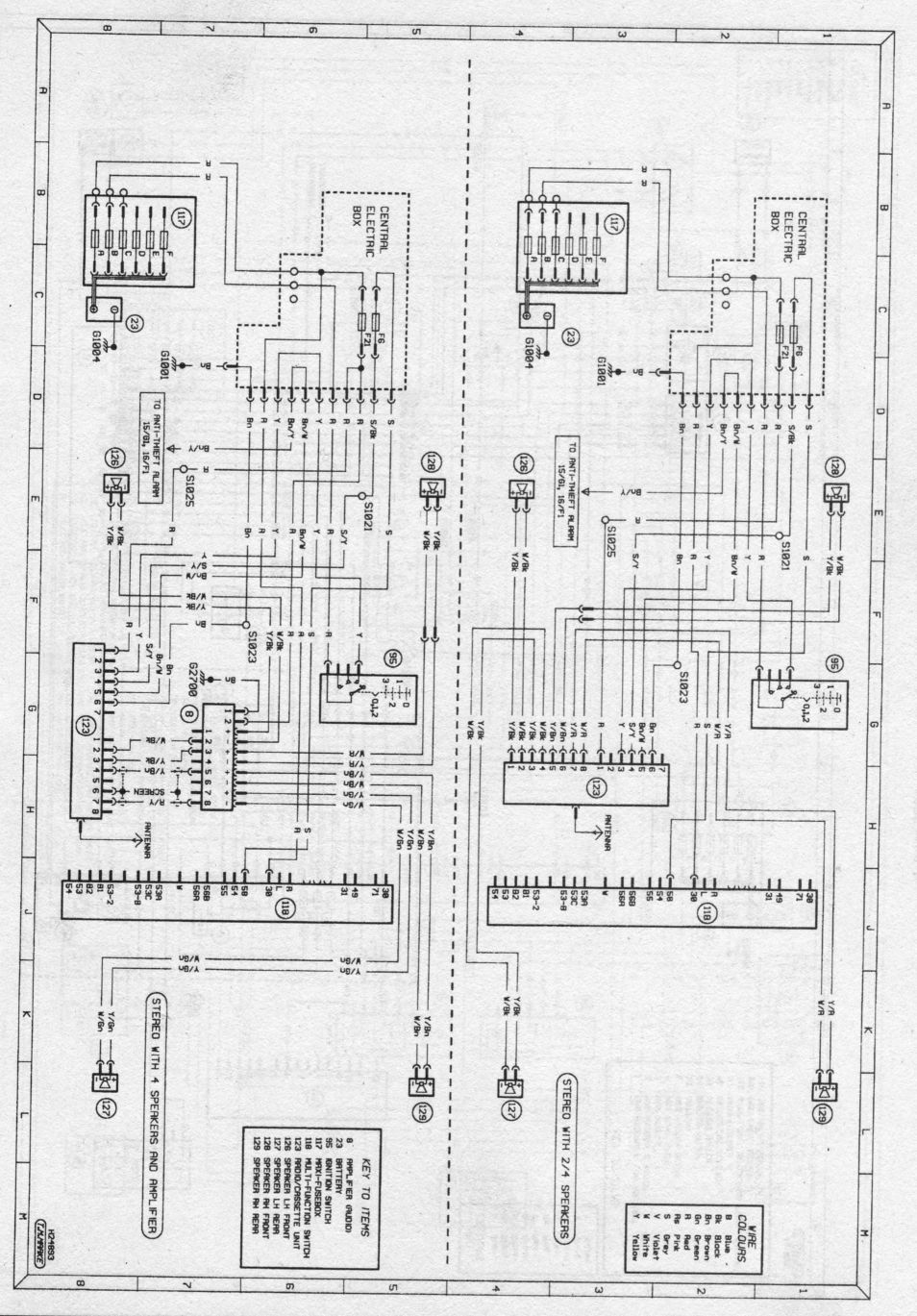 1990 Mk5 Wiring Diagram - Electrical Problems